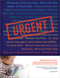 Early Care and Education Crisis Work Group - Full Report